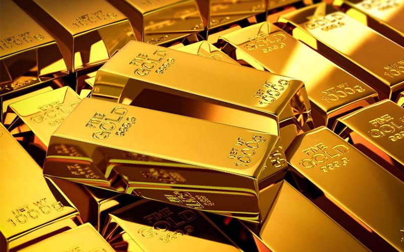 Harga Emas di Mulai Melemah Minggu ini.