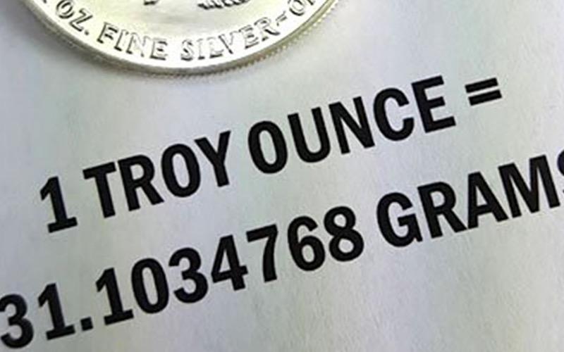 Gimana Sih Hitung Harga Emas per Troy Ounce?