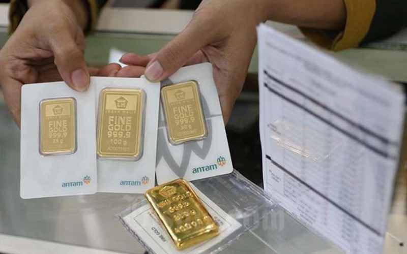 Harga Emas Turun Terus, Siap Tambah Posisi?