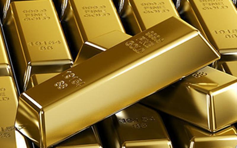 Harga Emas Tetap Bertahan, Meskipun Inflasi Meningkat.